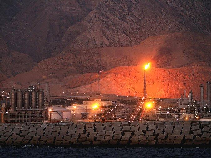Иран, КНР иФранция заключили газовую сделку на $4,8 млрд
