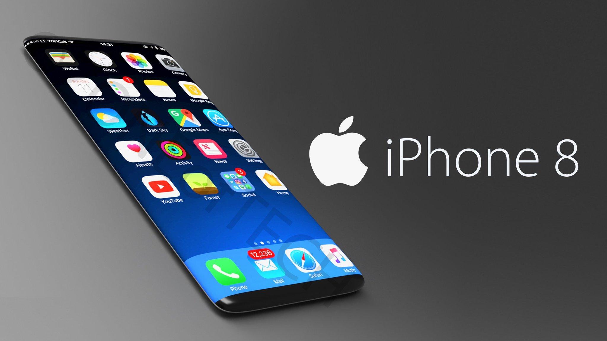 IPhone 8 получит неменее «слабые» характеристики