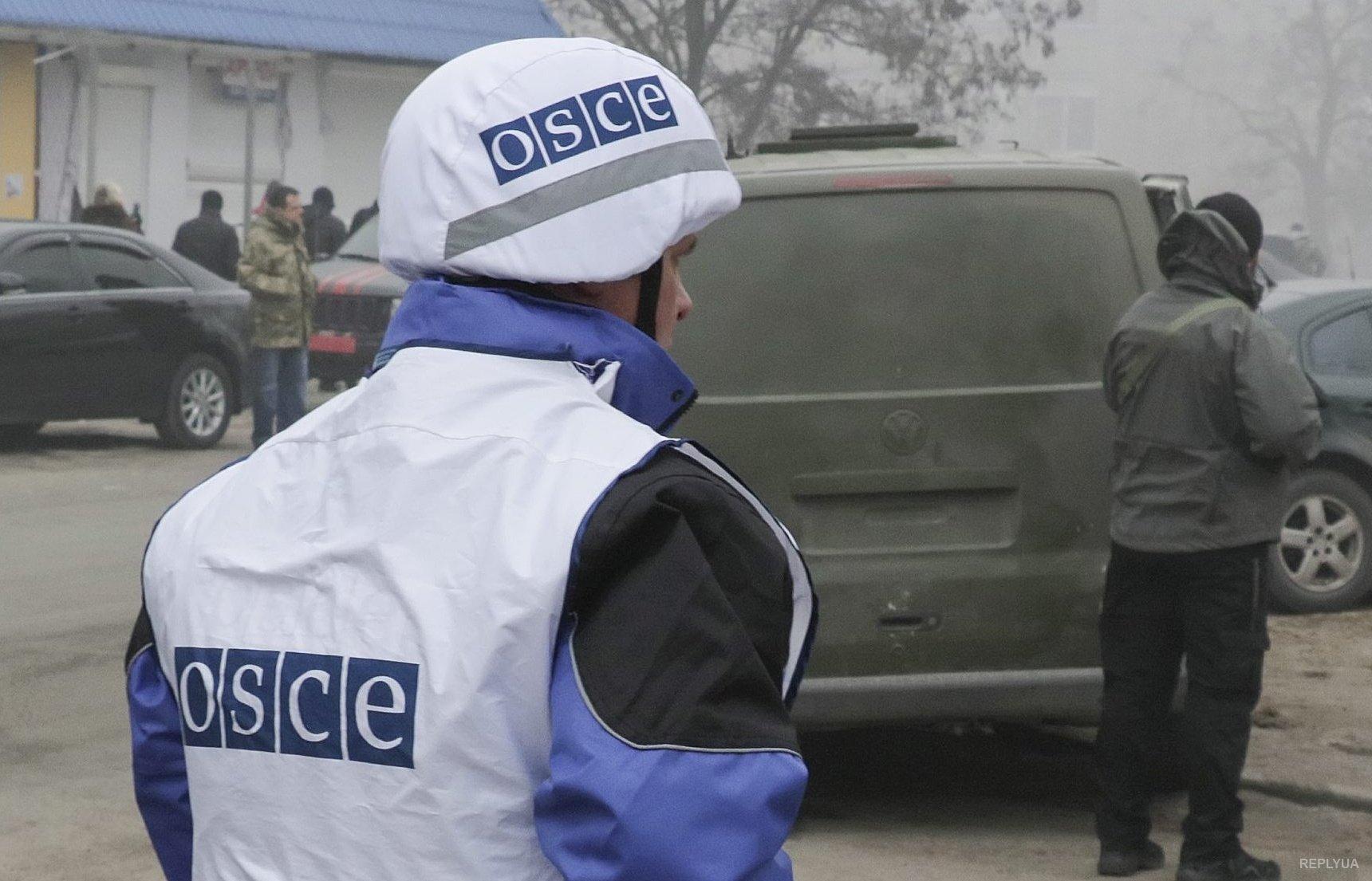 Боевики «ЛНР» нарушают Минские соглашения— ОБСЕ