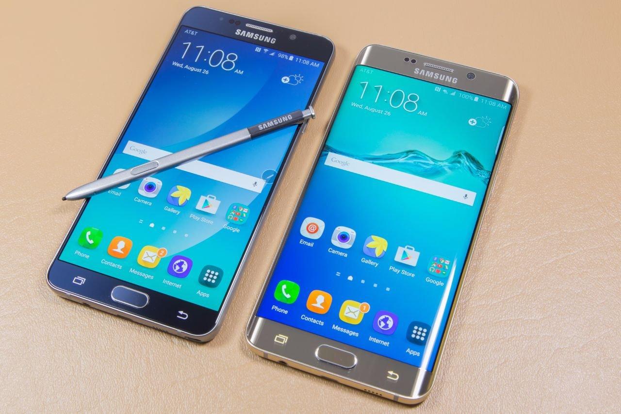 Специалисты: Самсунг Galaxy Note 8 унаследует недочеты дизайна S8