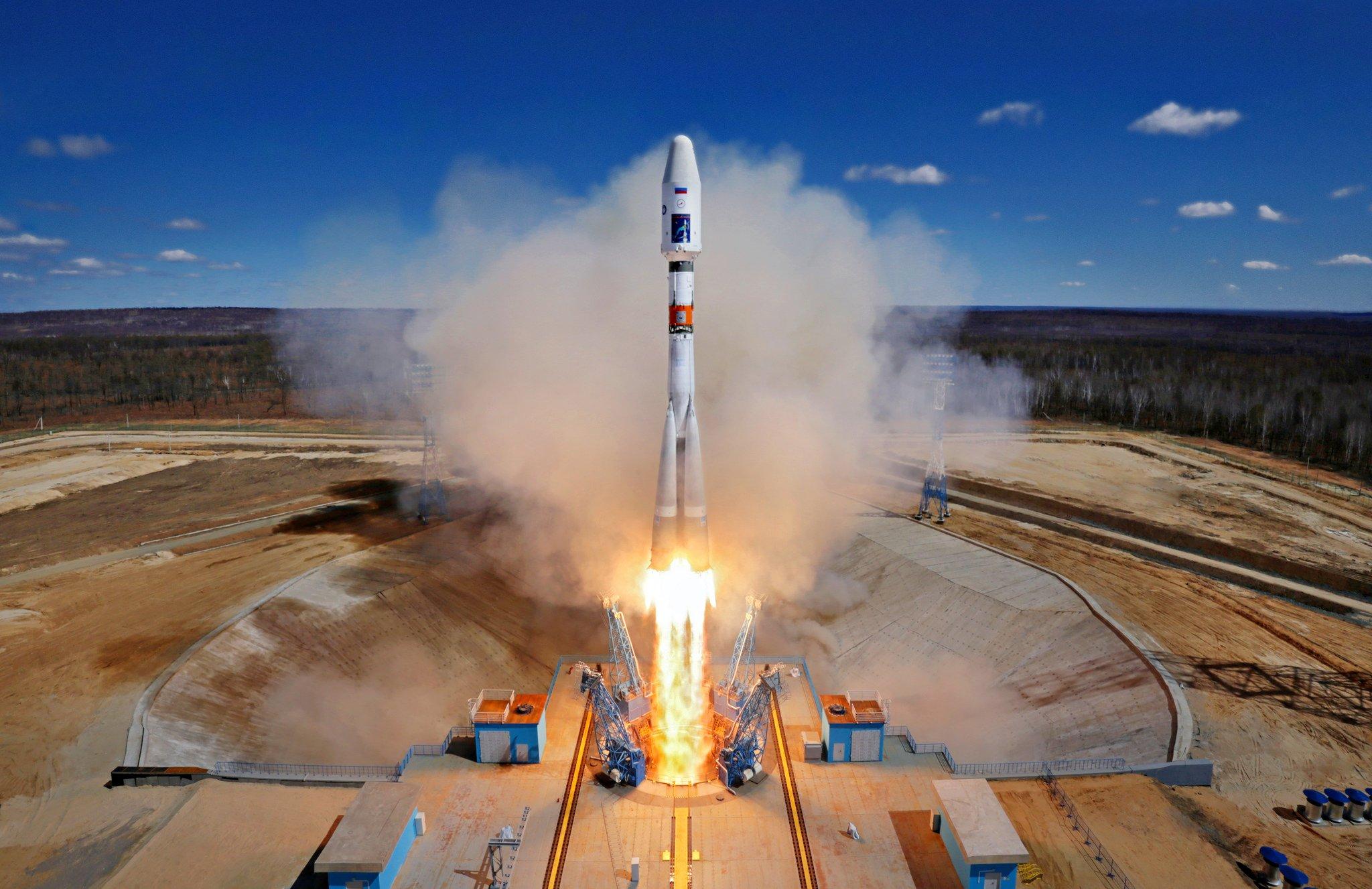 Запуск скосмодрома «Восточный» пройдет 28ноября