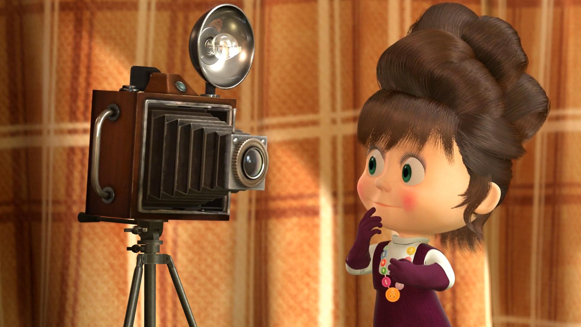 Мультфильм «Маша иМедведь» начнут демонстрировать вКитайской народной республике