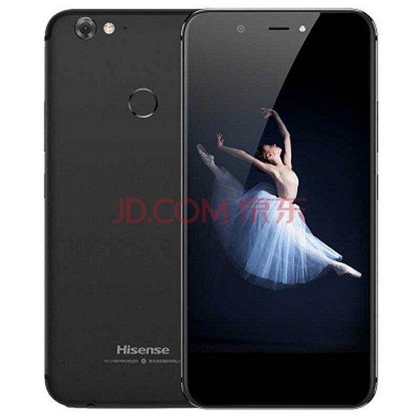 Дебютировал смартфон Hisense H10 с20-мегапиксельной камерой
