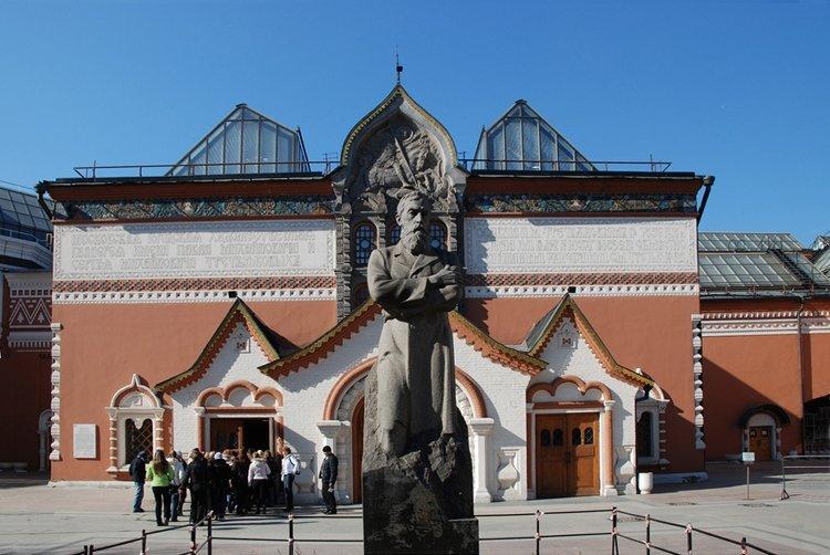 Третьяковка открыла 1-ый в РФ музейный кинотеатр