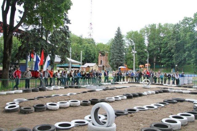 ВЛопатинском саду соберутся приверженцы радиоуправляемых машин