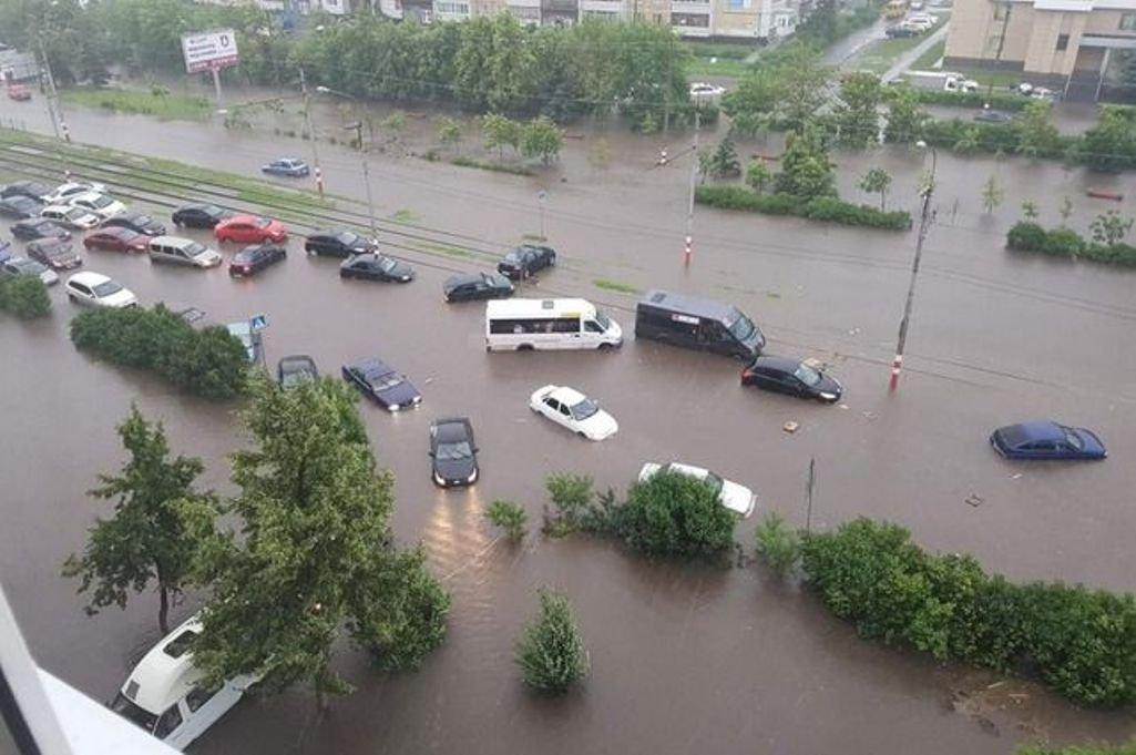 ВУльяновске введен режим чрезвычайной ситуации