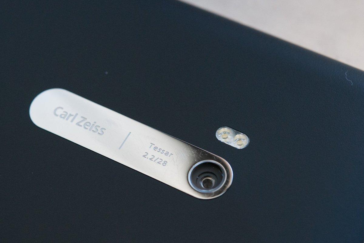 На мобильные телефоны нокиа возвратится оптика ZEISS