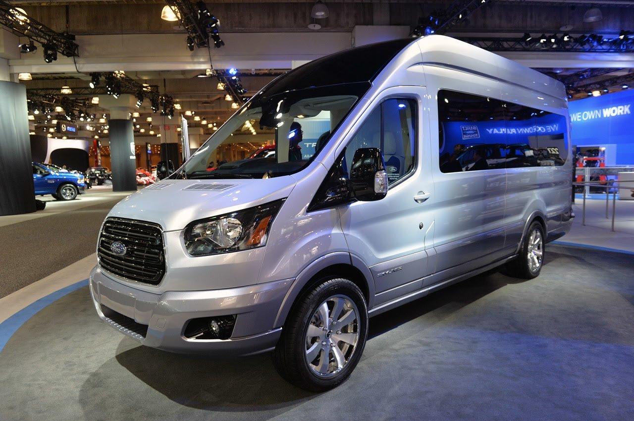 Летом был установлен рекорд продаж Форд Transit в нынешнем году