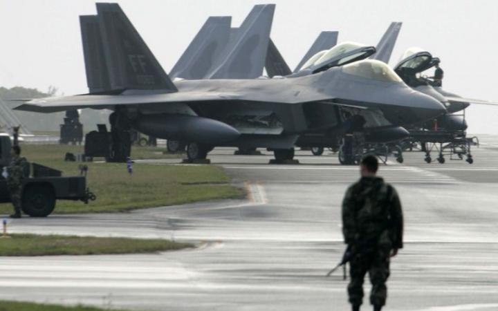 США иЮжная Корея провели учения вответ наракетный запуск КНДР