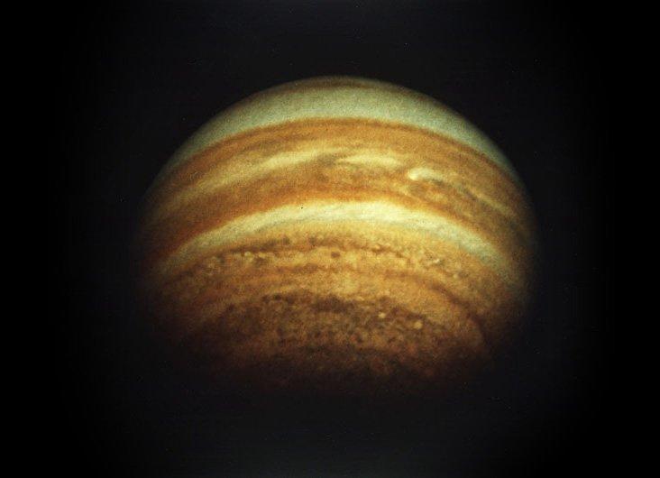 Ученые В будущем Юпитер'сместит Солнце в Солнечной системе