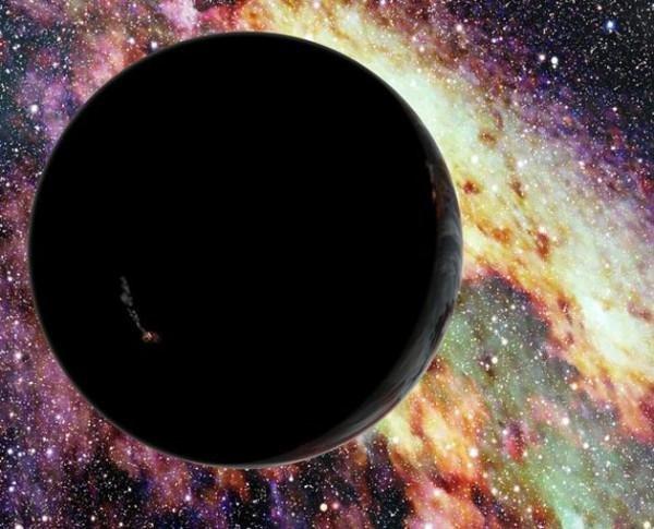 Ученые пояснили, почему черная экзопланета Трес-2Б темнее сажи