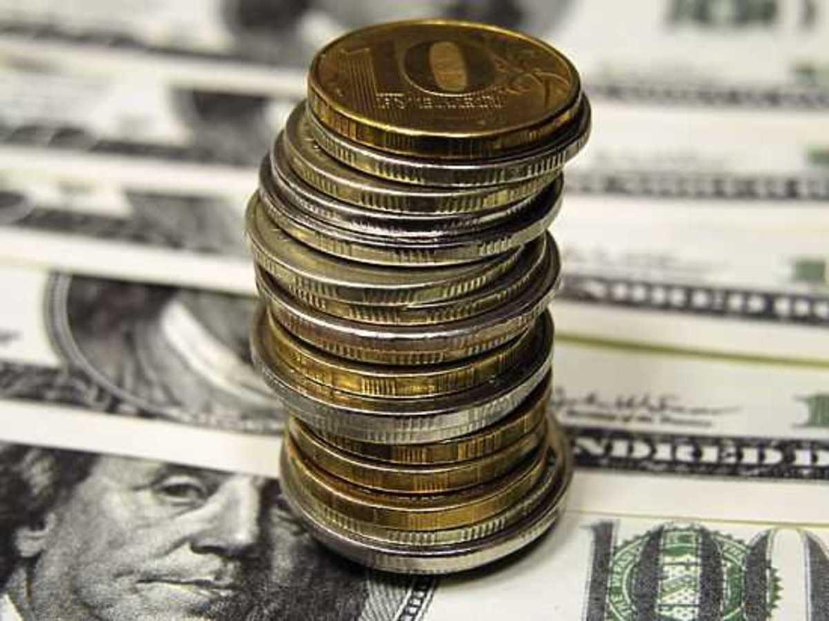 Наоткрытии торгов руб. снизился кдоллару иевро