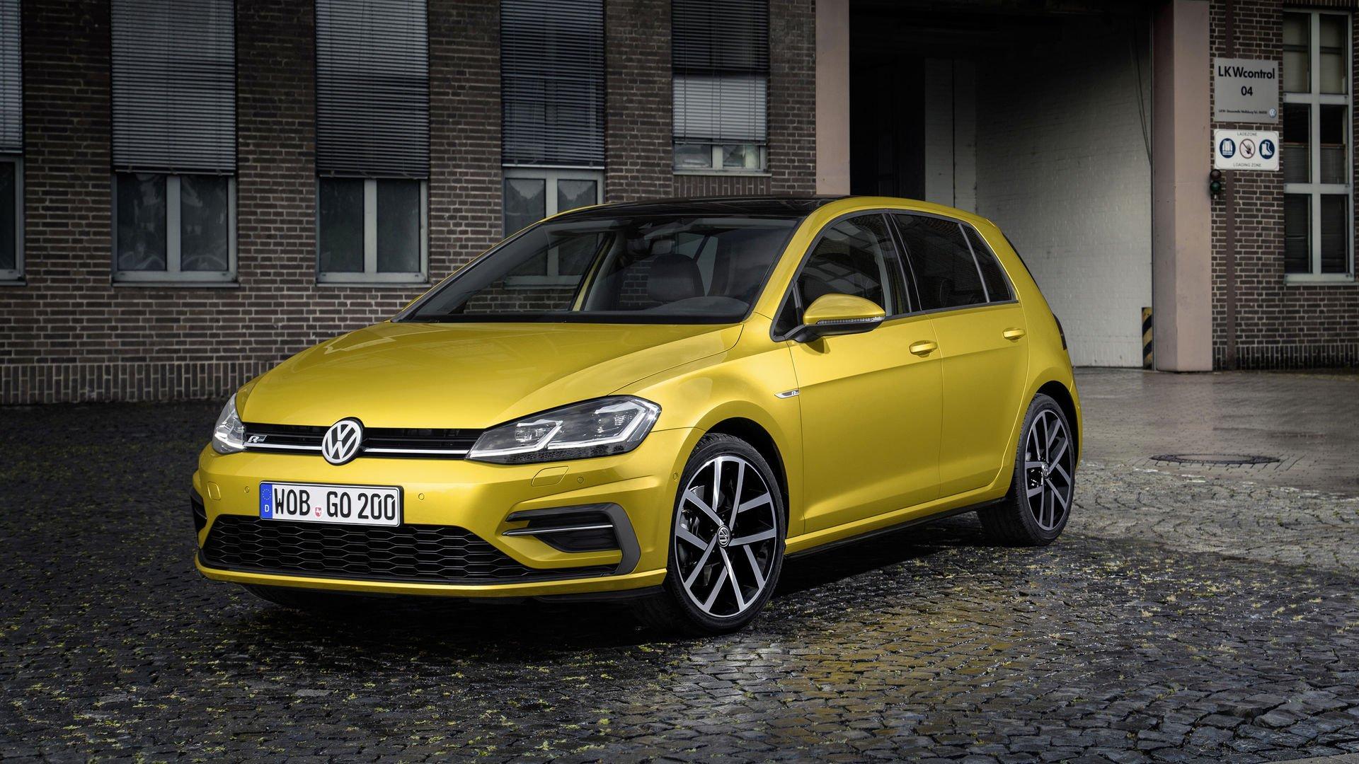 VW фиксирует спад продаж вГермании