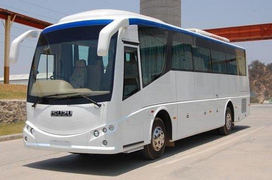 Автобусы Isuzu начнут собираться вУльяновской области
