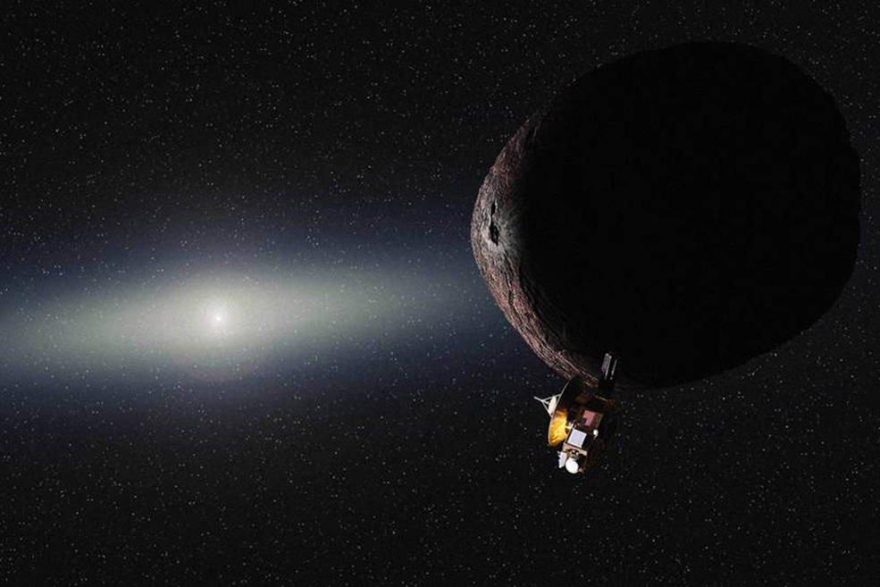 NASA хотят увидеть тень «планеты-карлика»