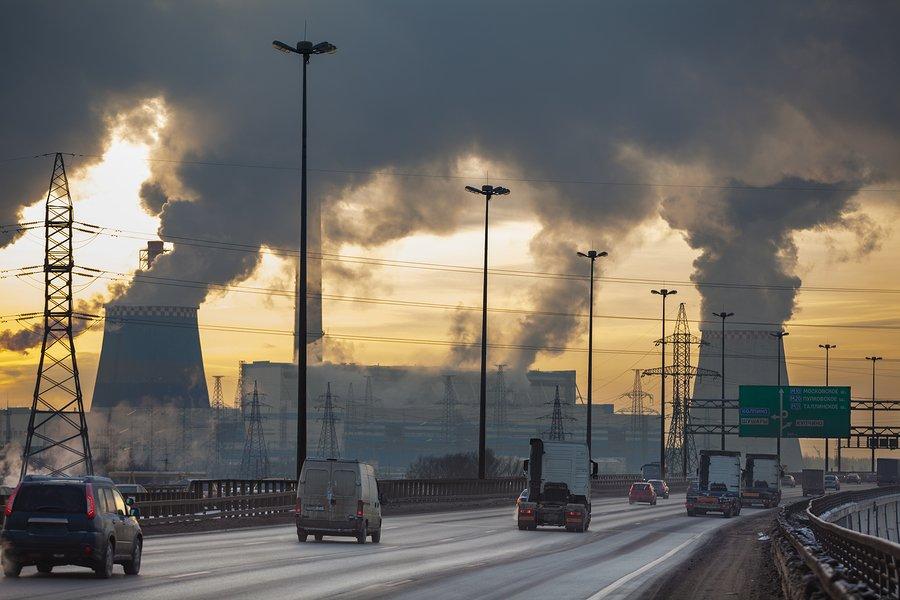 За71% парниковых газов несёт ответственность 100 компаний— английские учёные