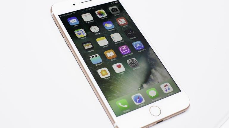 В России резко подешевел самый дорогой iPhone 7 Plus