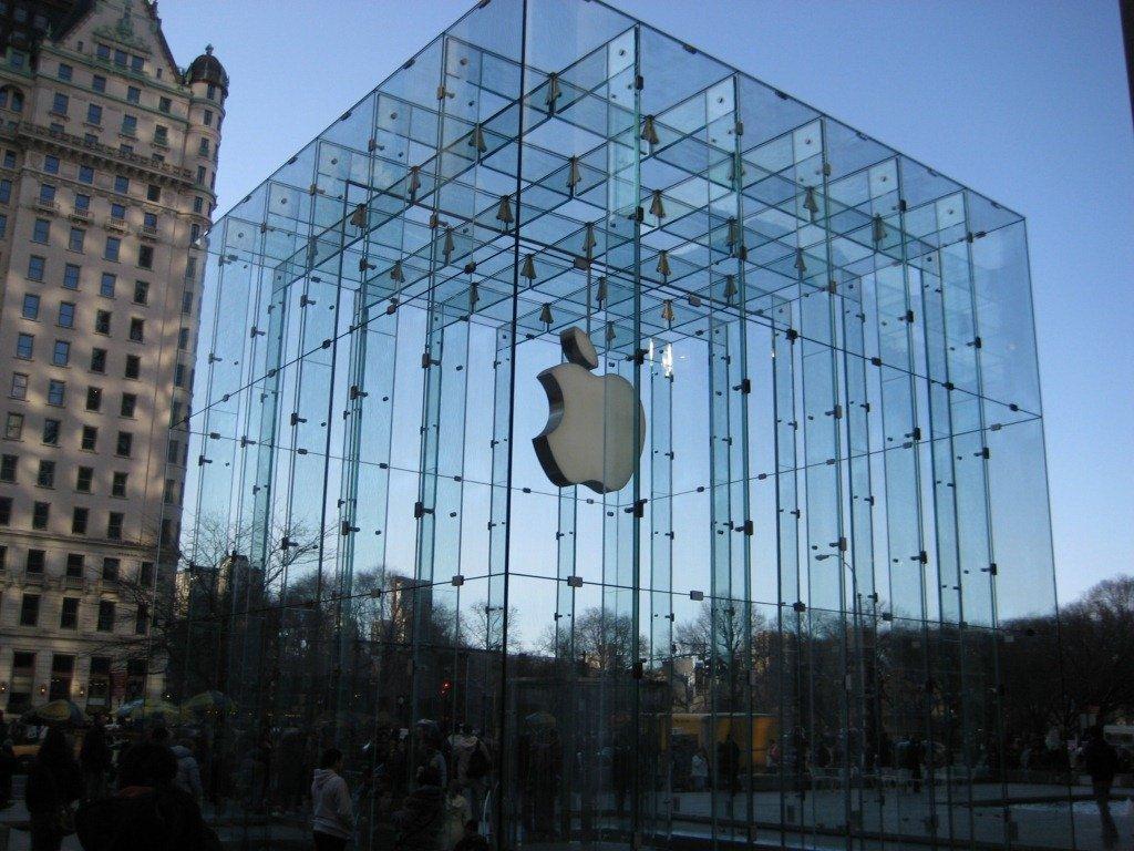 Apple открывает новый центр хранения данных для китайцев