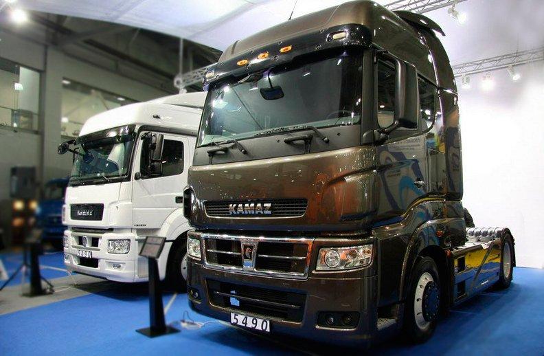 Daimler и«КАМАЗ» построят вТатарстане общий завод