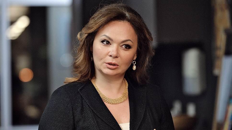 Весельницкая назвала дело Браудера предпосылкой собственной встречи сТрампом-младшим