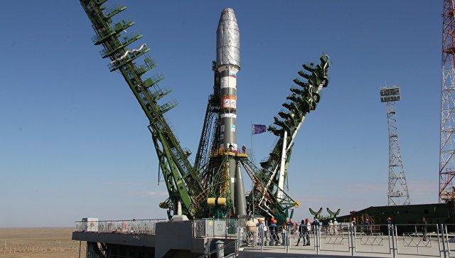 Ракета «Союз» соспутником зондирования Земли стартовала сБайконура