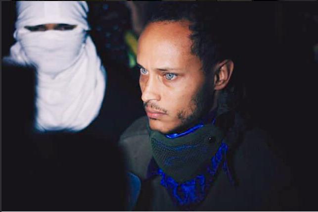 Угнавший вертолет мятежный полицейский из Венесуэлы вышел на митинг в Каракасе