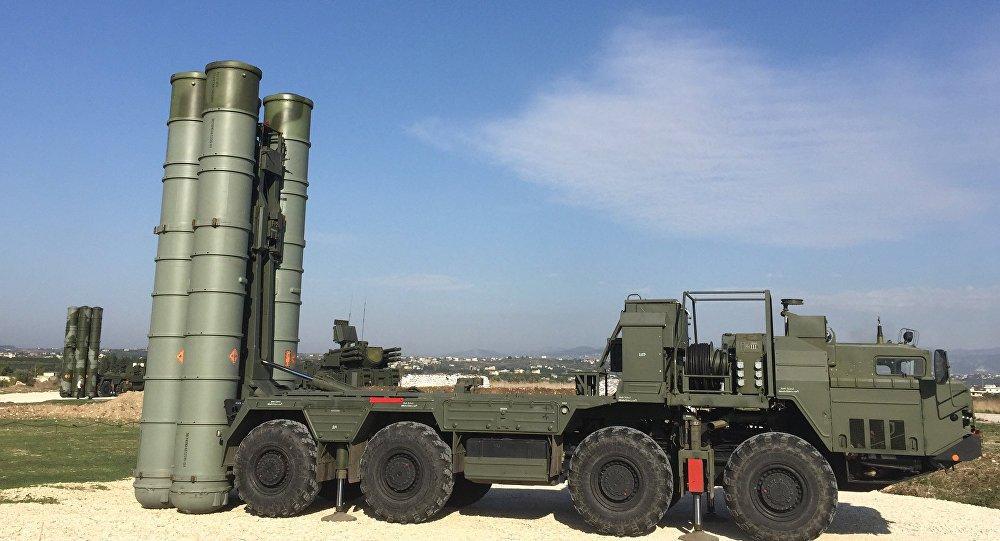 Турция закупит в РФ дивизионы систем ПРО С-400