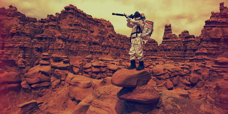 NASA У нас нет денег чтобы отправиться на Марс