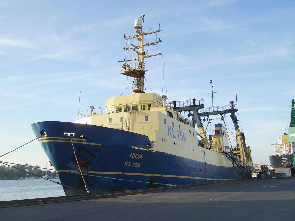 Намурманском судне четверо рыбаков погибли ототравления угарным газом
