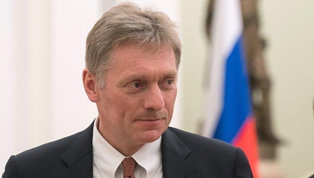 Песков подтвердил, что вКрым поставили русские турбины