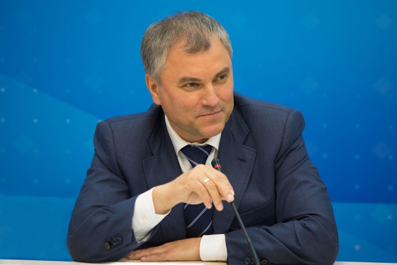 Володин: депутаты-прогульщики помогли Российской Федерации на30 млн руб.
