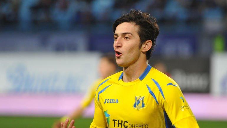 Сердар Азмун продолжит карьеру в«Рубине»