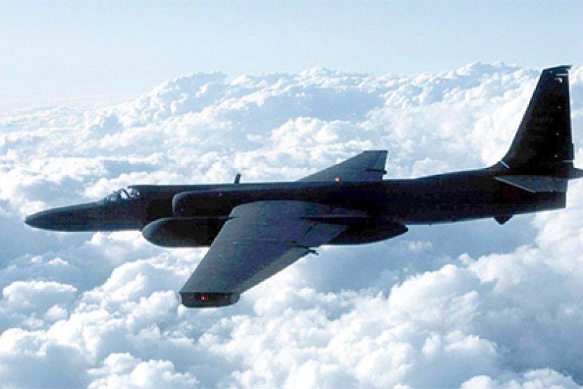 Американский самолет вновь провел разведку у русских границ