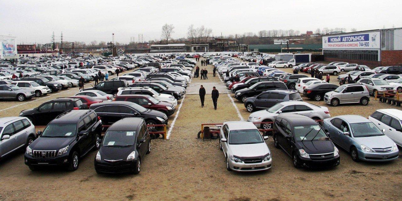 ВКазани упали вцене автомобили навторичном рынке