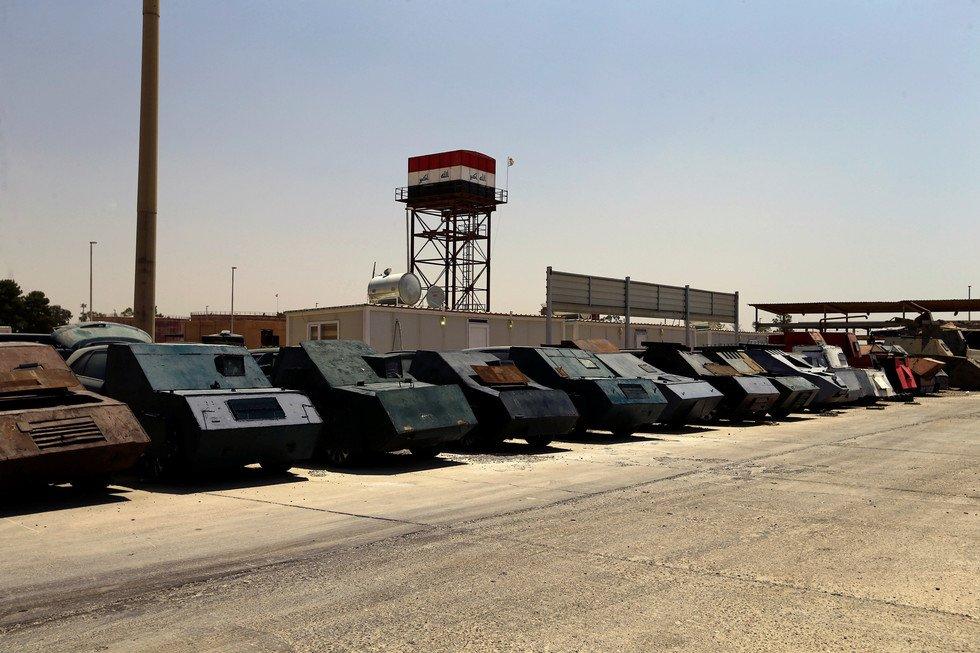 ЧленыИГ создали парк автомобилей  вдухе «Безумного Макса»