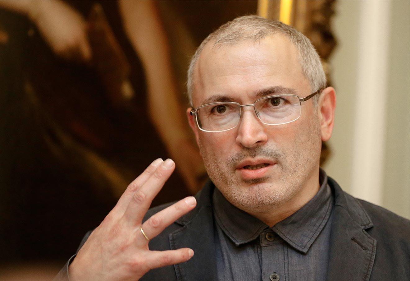 Дочь экс-руководителя штаба В. Путина  стала соратницей Ходорковского