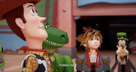 Kingdom Hearts III появится наконсолях в следующем году