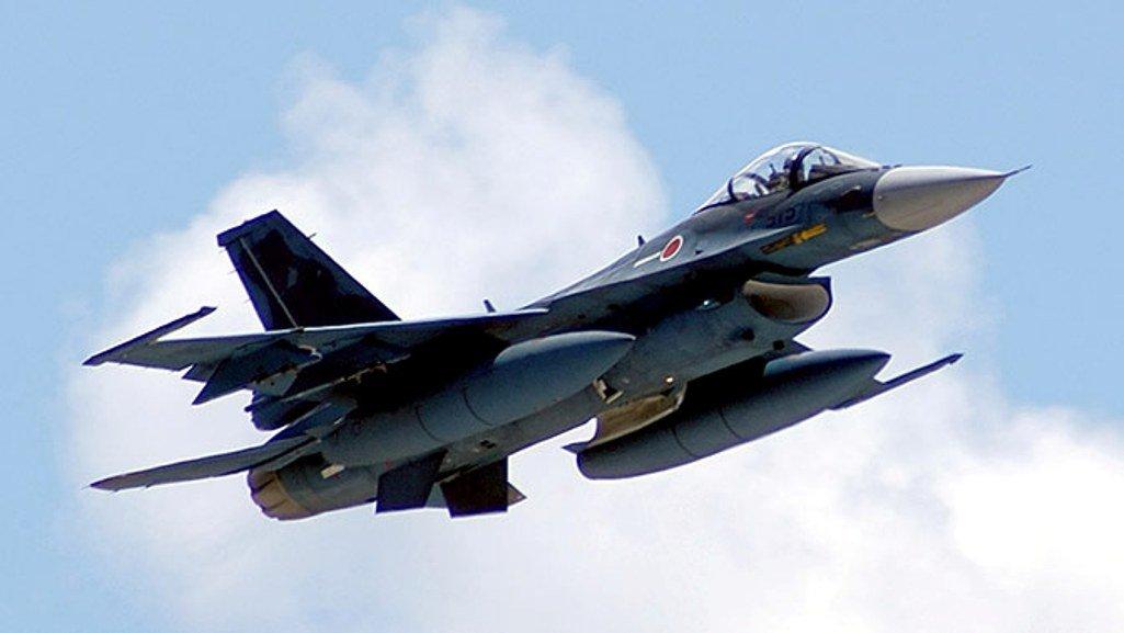 Японцы снабдят истребители F-2 модифицированными ракетами