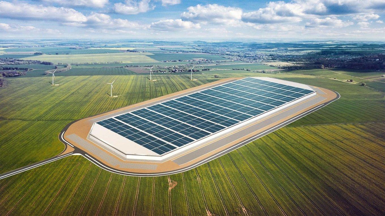 Tesla хочет  открыть вСША еще три «гигафабрики»