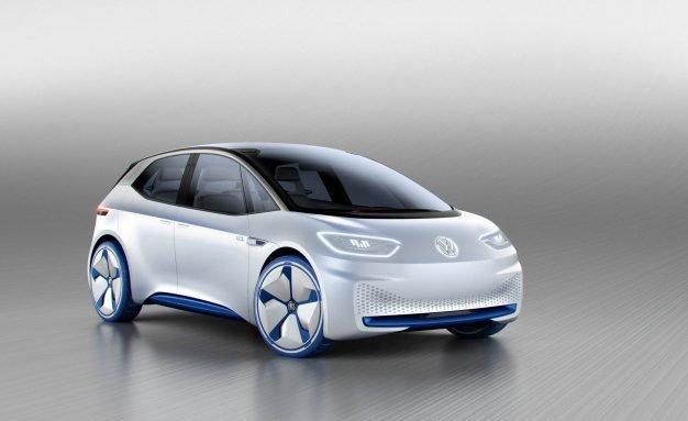Фольксваген EVокажется на8 000 дешевле всравнении сTesla Model 3