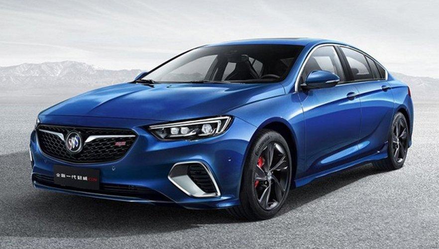 Двойник нового Opel Insignia получил заряженную версию