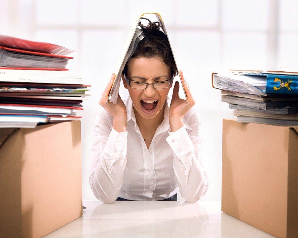 Ученые: Стрессы разрушают истарят мозг