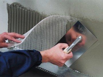 Стеклоткань для армирования стен