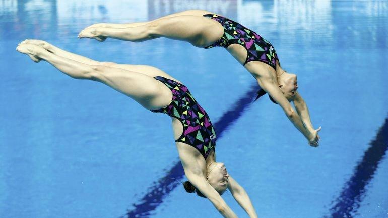 Ильиных иБажина завоевали бронзовые медалиЧМ вБудапеште