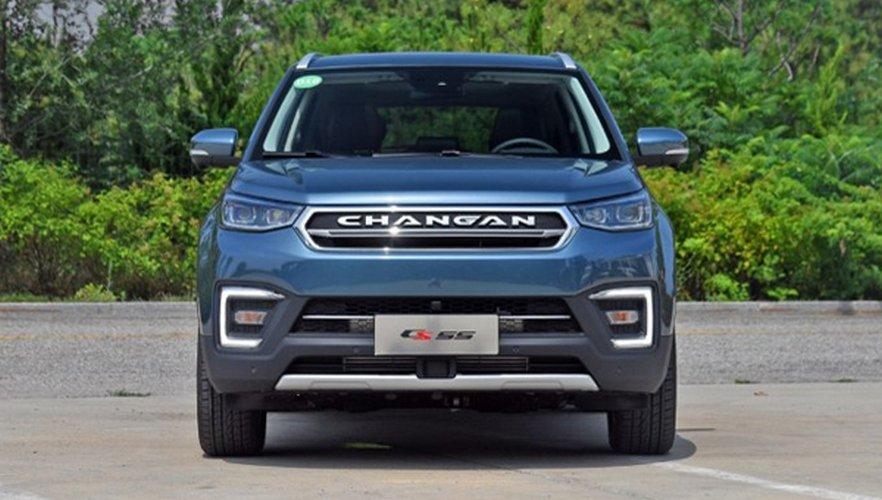 Объявлены цены нановый кроссовер Changan CS55