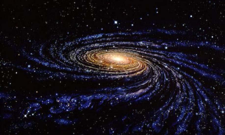 Испанские ученые обнаружили галактику в тысяча раз ярче Млечного Пути
