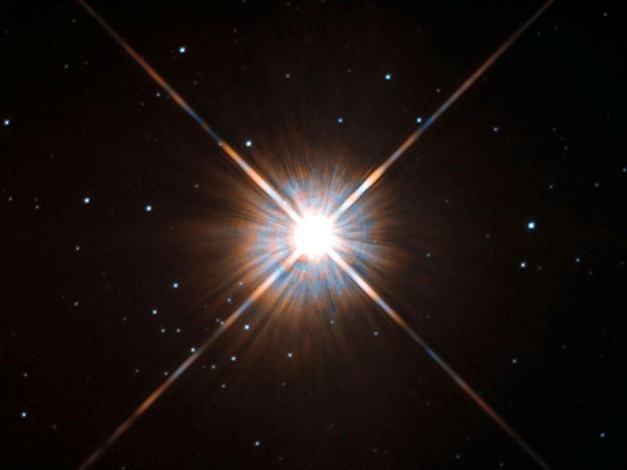 Ученые отыскали маленькую звезду, указывающую наналичие инопланетян