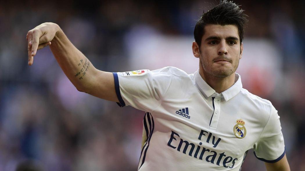 «Челси» объявил одоговоренности потрансферу футболиста «Реала» Мораты