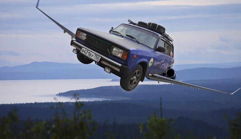 В Москве начали разрабатывать аэротакси и летающие автомобили