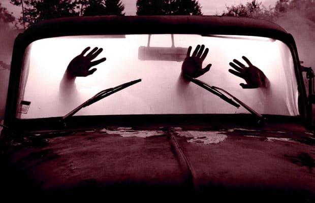 Эротические картинки в машине Пиши